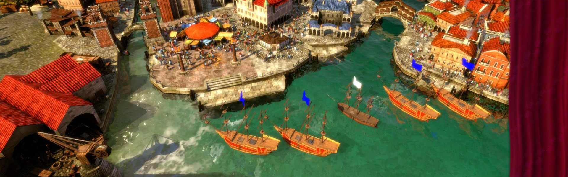 Rise of Venice - Beyond the Sea (DLC) Steam Key GLOBAL