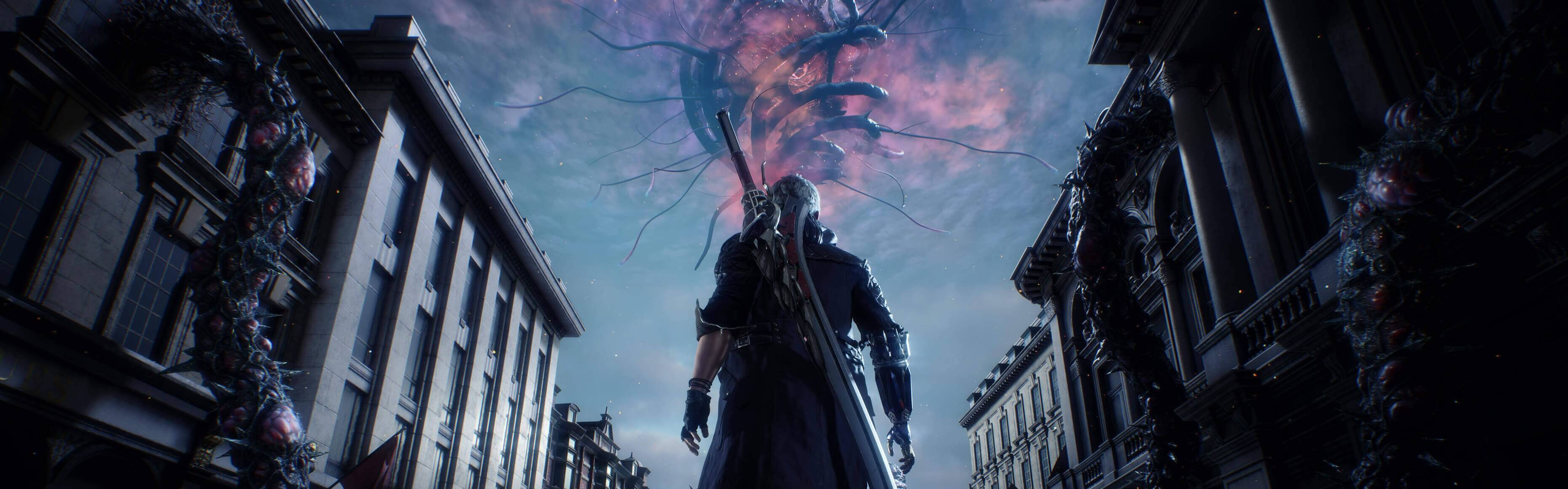 Devil May Cry 5 Steam Key EUROPE