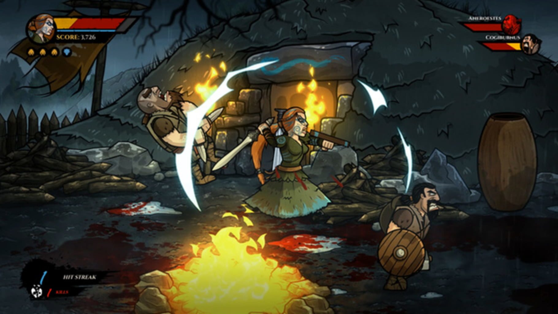 Wulverblade Steam Key GLOBAL