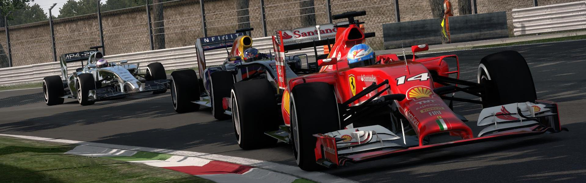 F1 2014 Steam Key EUROPE