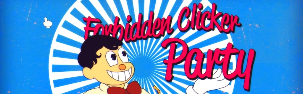 Forbidden Clicker Party Steam Key GLOBAL