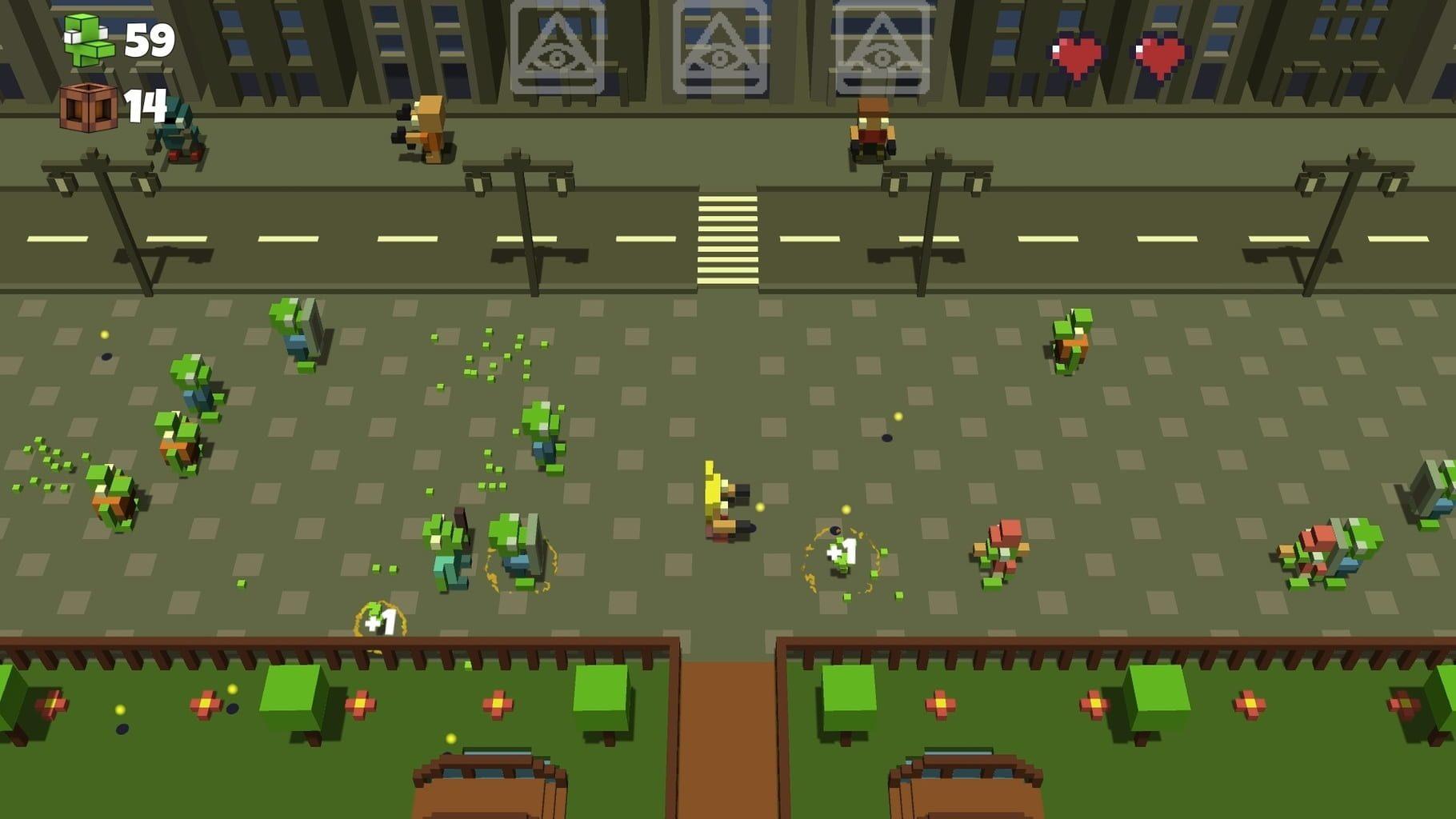 Reptilian Rebellion Steam Key GLOBAL