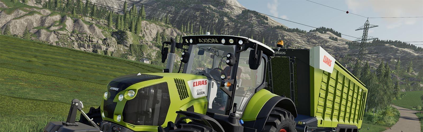 Farming Simulator 19 (Platinum Edition) Steam Key GLOBAL