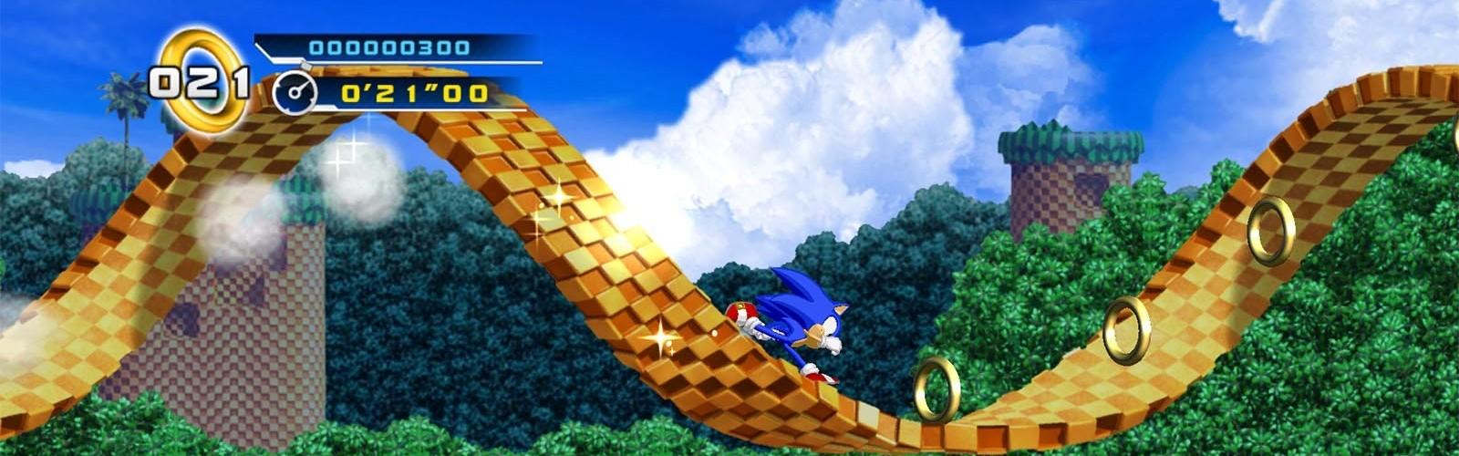 Sonic the Hedgehog 4 - Complete Steam Key GLOBAL