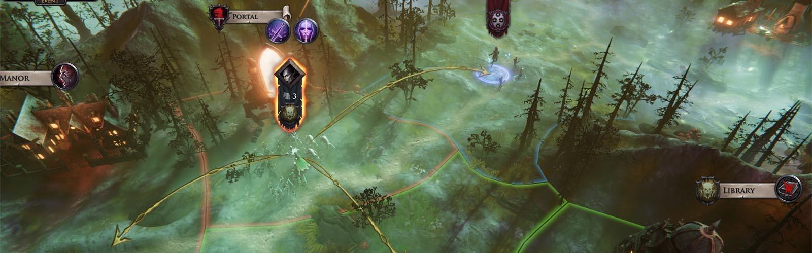 Immortal Realms: Vampire Wars Steam Key EUROPE