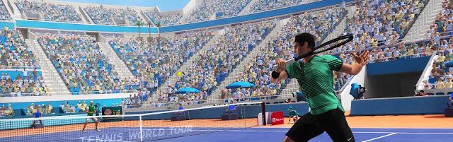 Tennis World Tour: Legends Edition Steam Key GLOBAL