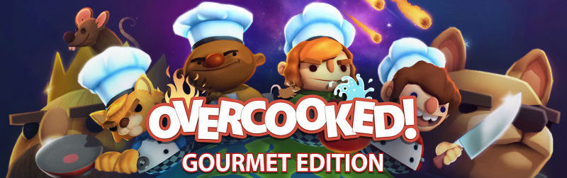 Overcooked (Gourmet Edition) Steam Key GLOBAL