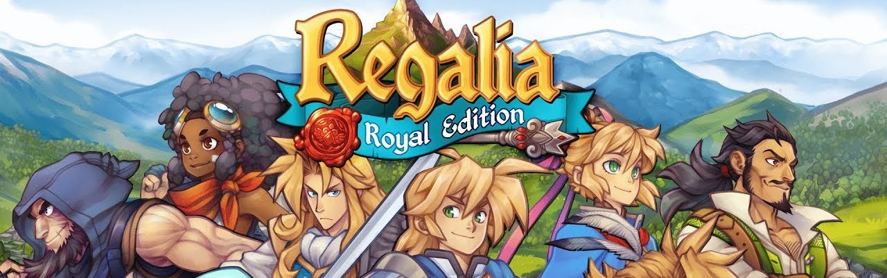Regalia: Of Men and Monarchs Royal Edition Steam Key GLOBAL