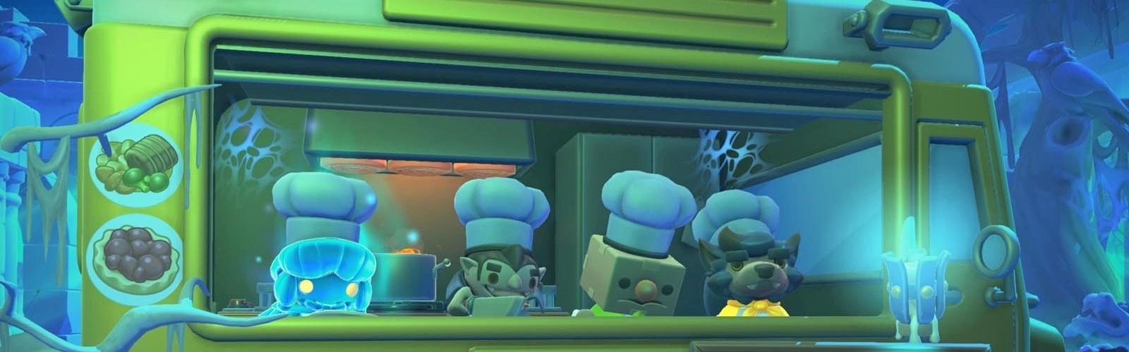 Overcooked! 2 - Night of the Hangry Horde (DLC) Steam Key GLOBAL