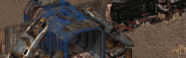 Fallout Classic Collection Steam Key EUROPE