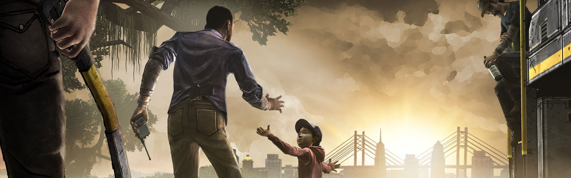 The Walking Dead: Season 1 Steam Key GLOBAL