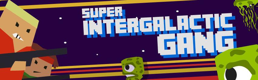 Super Intergalactic Gang Steam Key GLOBAL