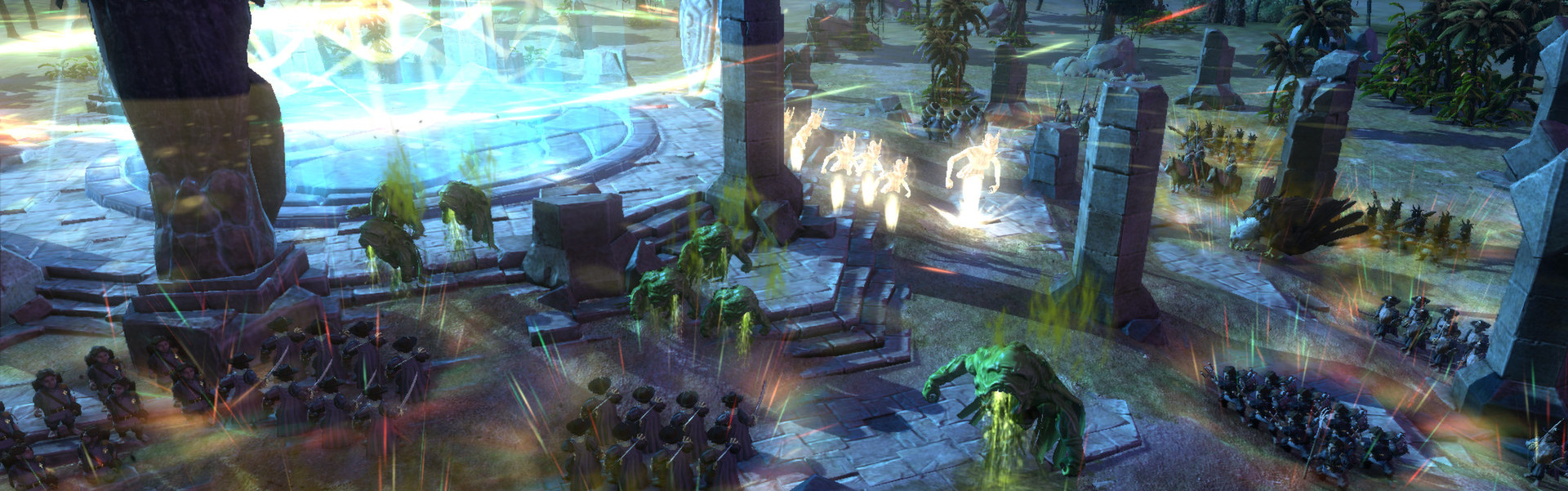 Age Of Wonders III: Golden Realms Expansion (DLC) Steam Key GLOBAL
