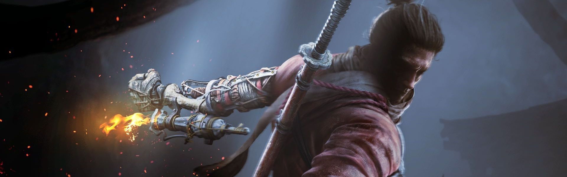 Sekiro: Shadows Die Twice Steam Key EUROPA