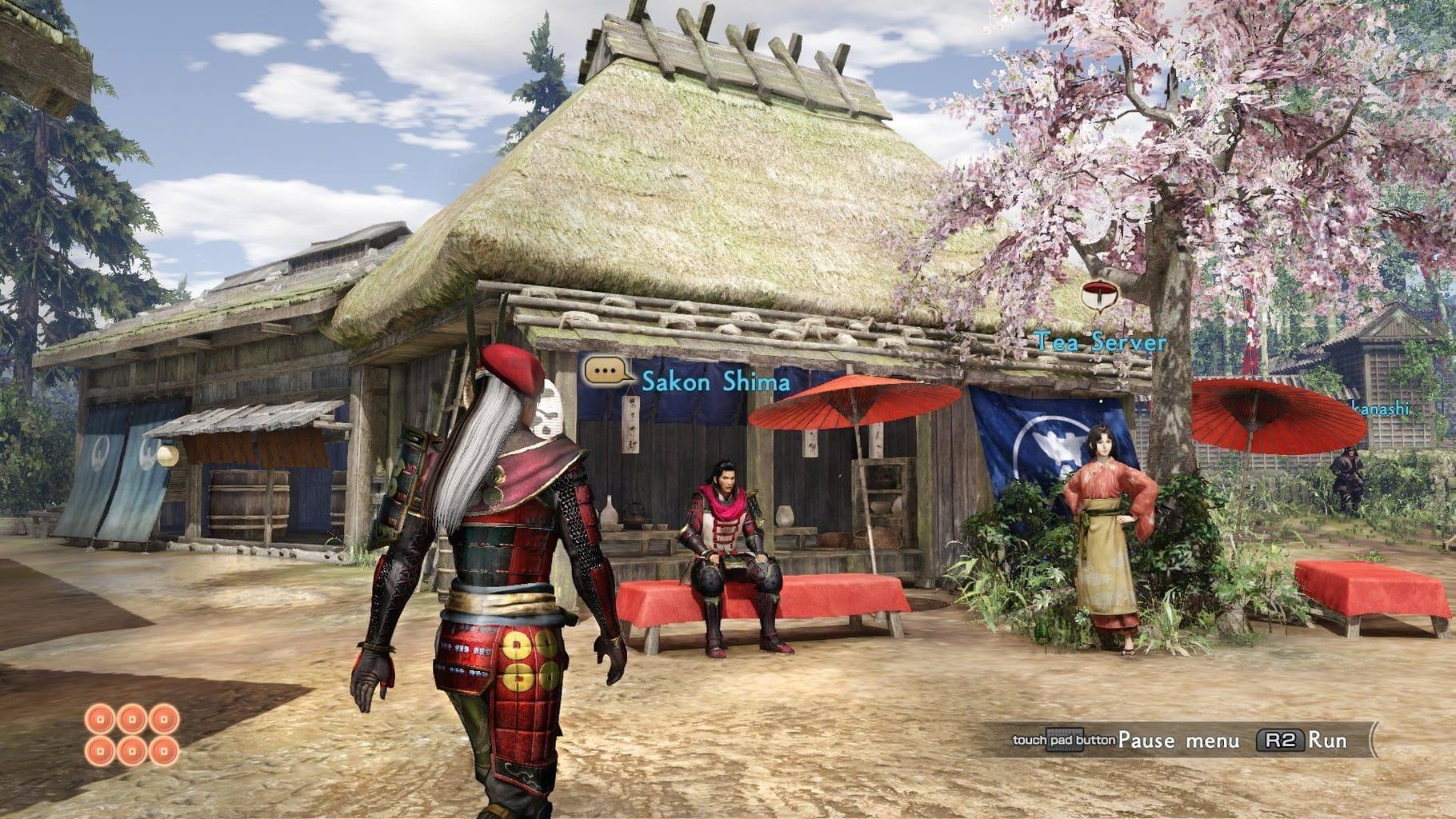 Samurai Warriors: Spirit of Sanada Steam Key GLOBAL