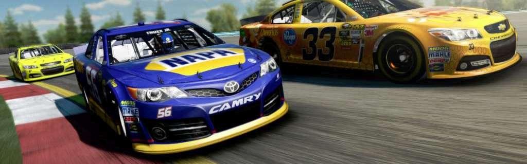 NASCAR The Game 2013 Steam Key GLOBAL