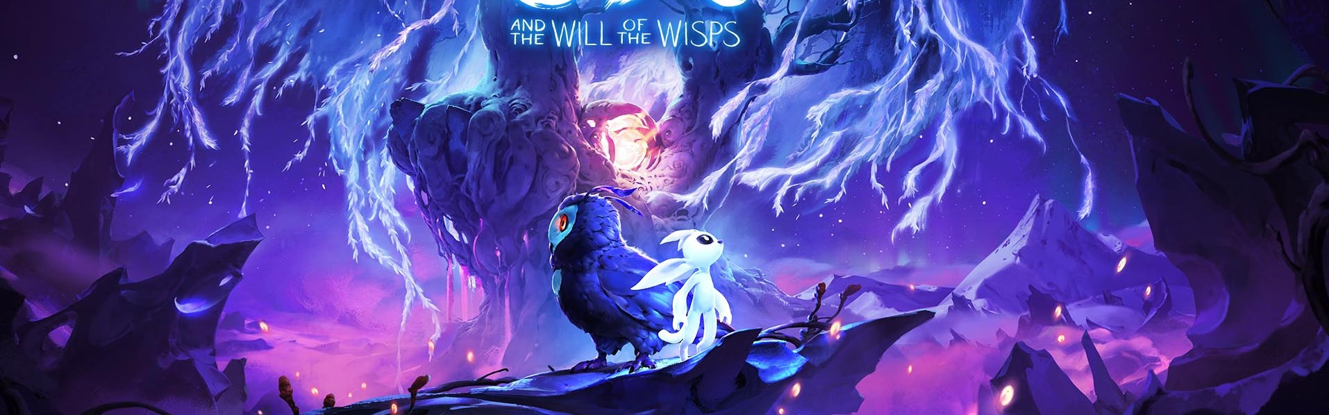 Ori and the Will of the Wisps Steam Key EUROPE