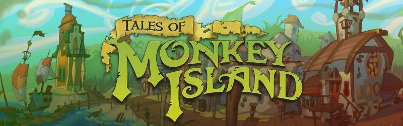 Tales of Monkey Island (Complete Pack) Steam Key GLOBAL