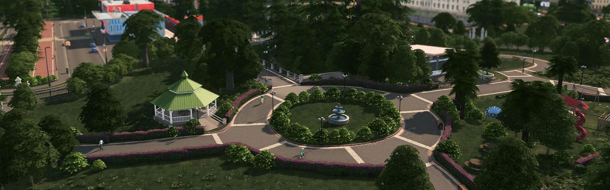 Cities: Skylines - Parklife Plus (DLC) Steam Key GLOBAL