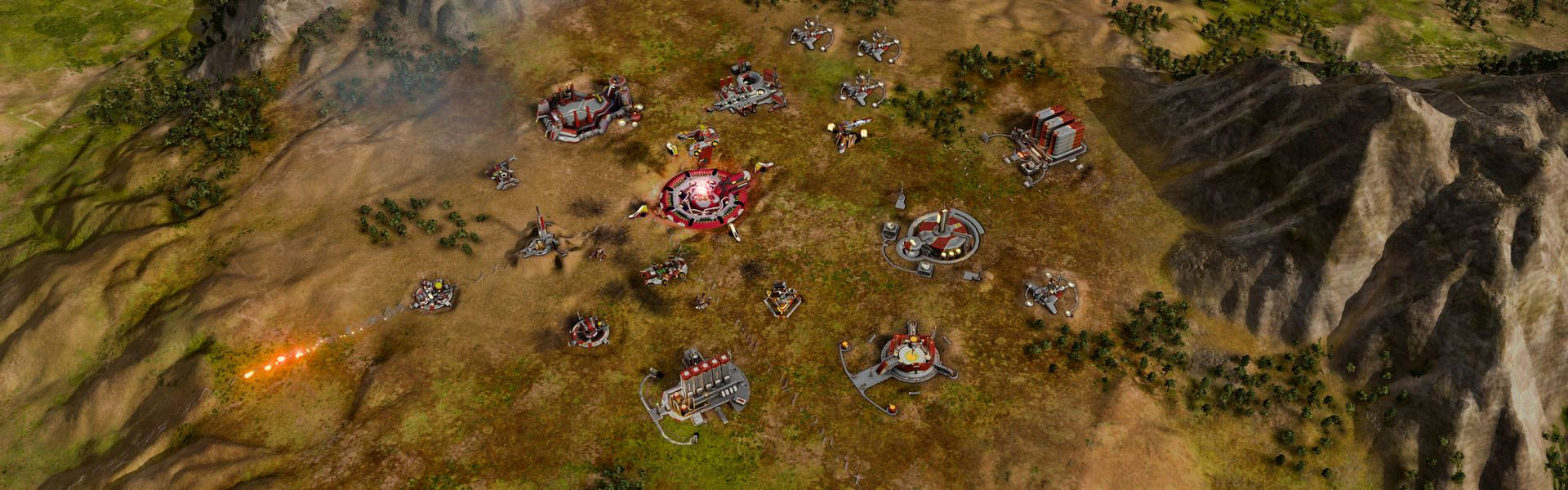 Ashes of the Singularity: Escalation + 3 (DLC)  Steam Key GLOBAL