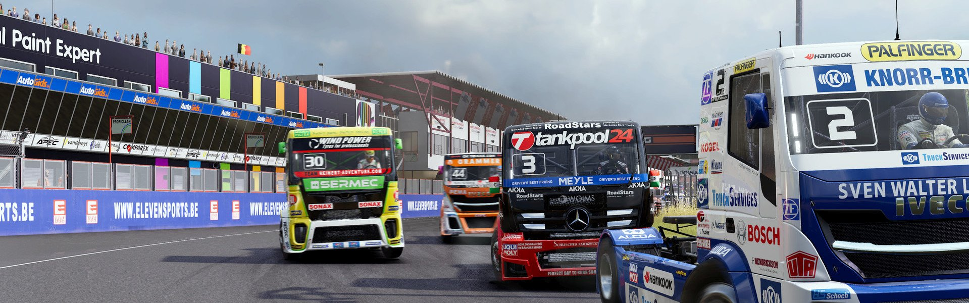 FIA European Truck Racing Championship Steam Key GLOBAL