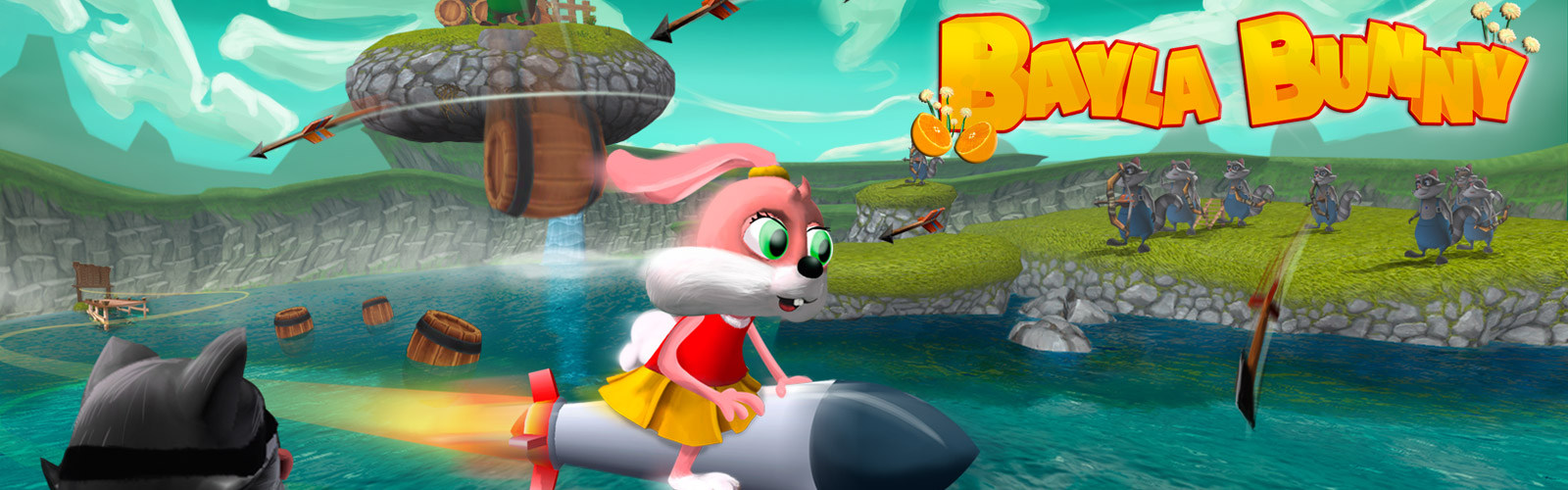 Bayla Bunny Steam Key GLOBAL