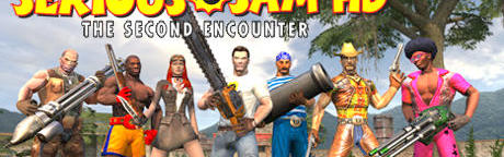 Serious Sam HD: The Second Encounter Steam Key GLOBAL