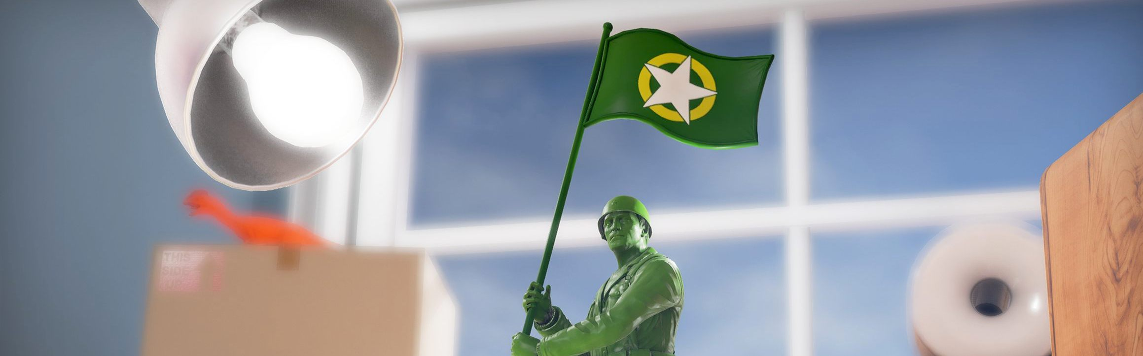 The Mean Greens - Plastic Warfare Steam Key GLOBAL