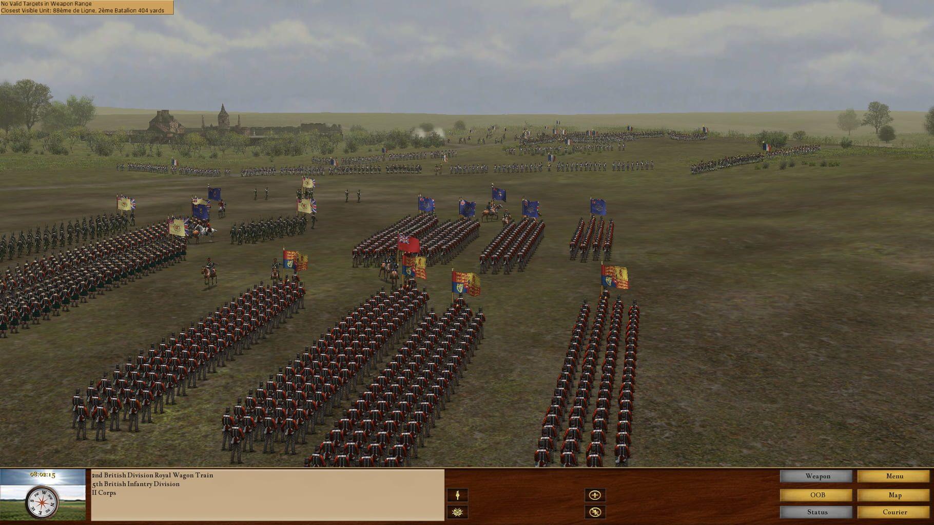 Scourge of War: Waterloo Steam Key GLOBAL