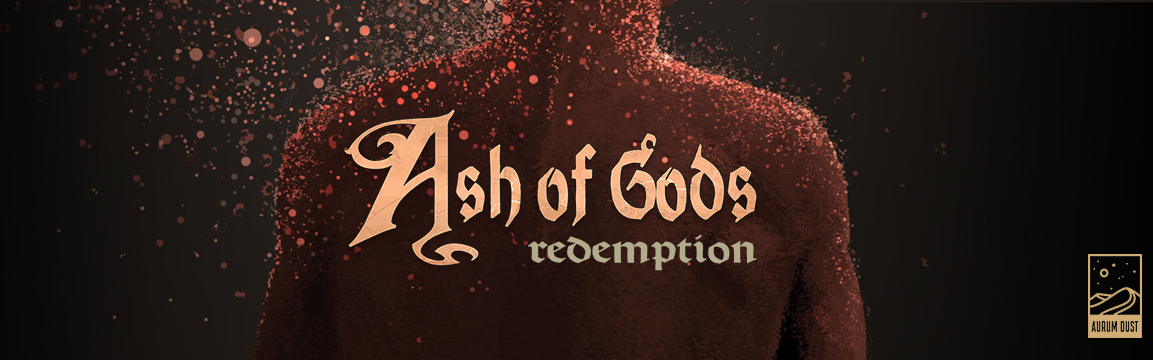 Ash of Gods: Redemption Steam Key RUSSIA