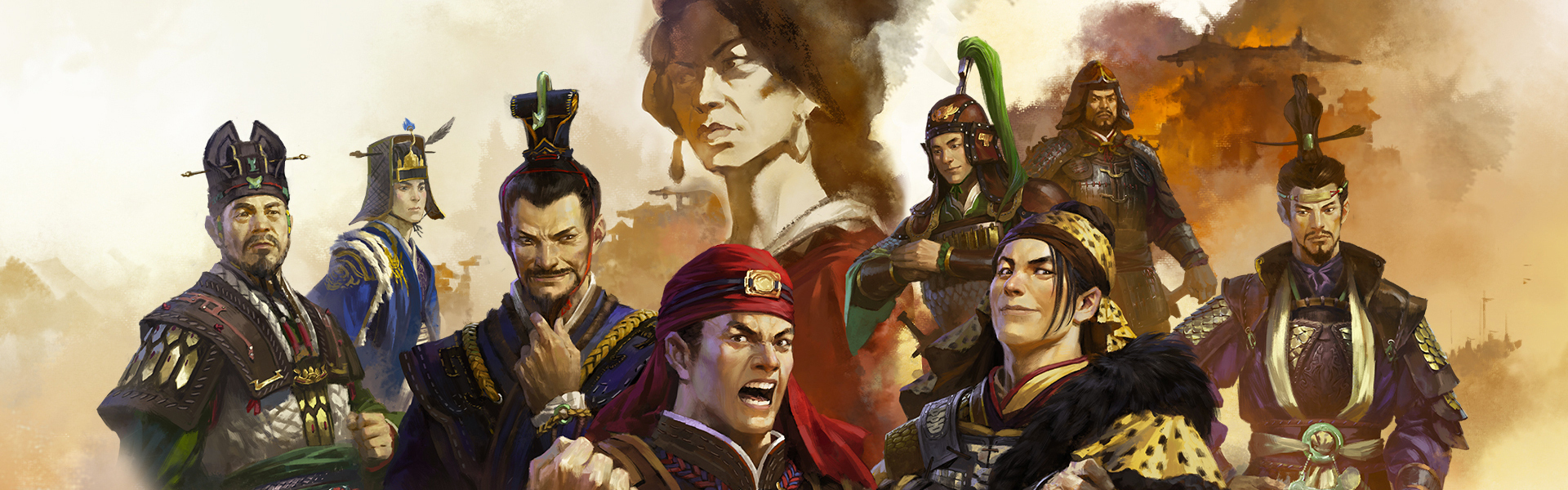 Total War: THREE KINGDOMS - Eight Princes (DLC) Steam Key EUROPE