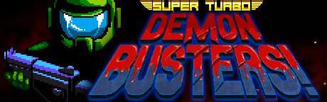 Super Turbo Demon Busters! Steam Key GLOBAL