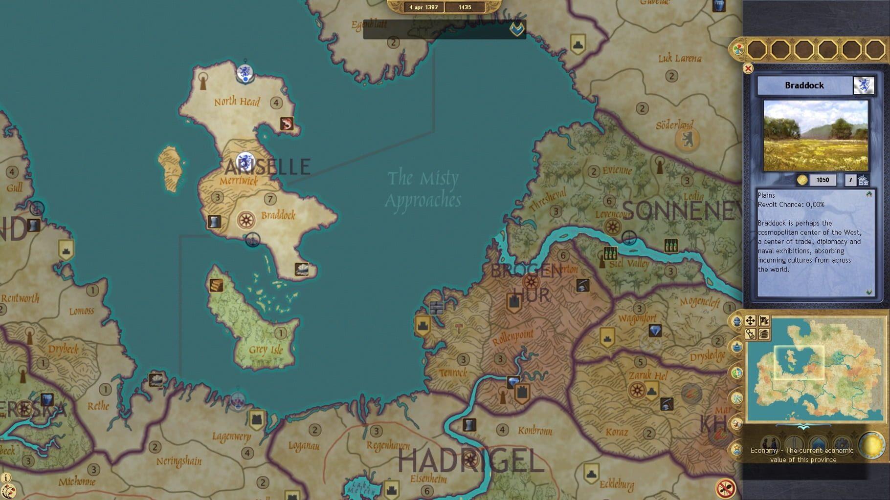 Sovereignty: Crown of Kings Steam Key GLOBAL