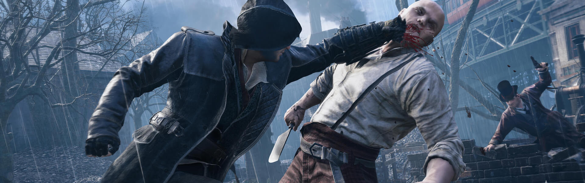 Assassin's Creed Syndicate - The Darwin and Dickens Conspiracy (DLC) Uplay Key EUROPE
