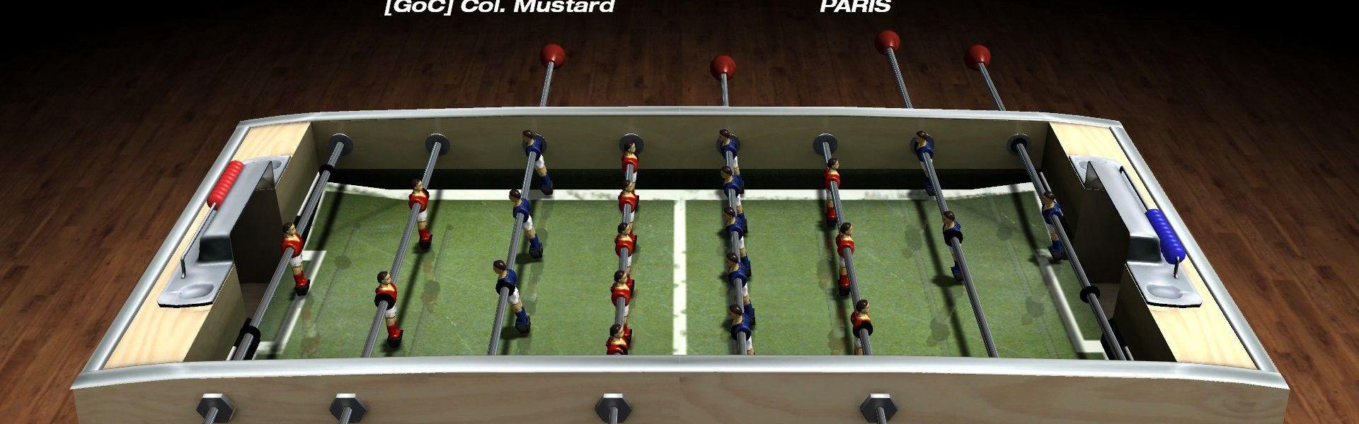 Foosball: World Tour Steam Key GLOBAL