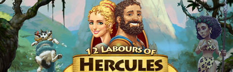 12 Labours of Hercules III: Girl Power Steam Key EUROPE