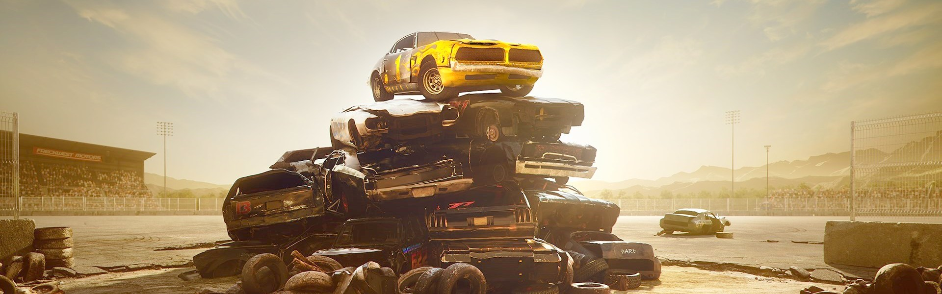 Wreckfest - Season Pass (DLC) Steam Key GLOBAL