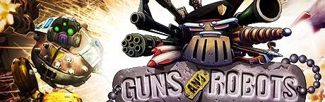 Guns and Robots - Starter Pack (DLC) Steam Key GLOBAL
