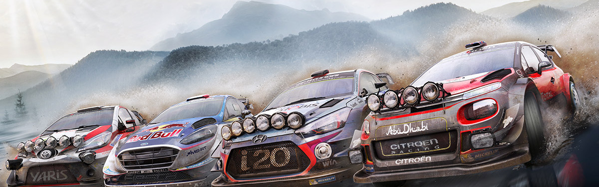 WRC 7: FIA World Rally Championship Steam Key GLOBAL