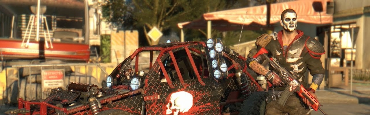 Dying Light - Crash Test Skin Pack (DLC) Steam Key GLOBAL
