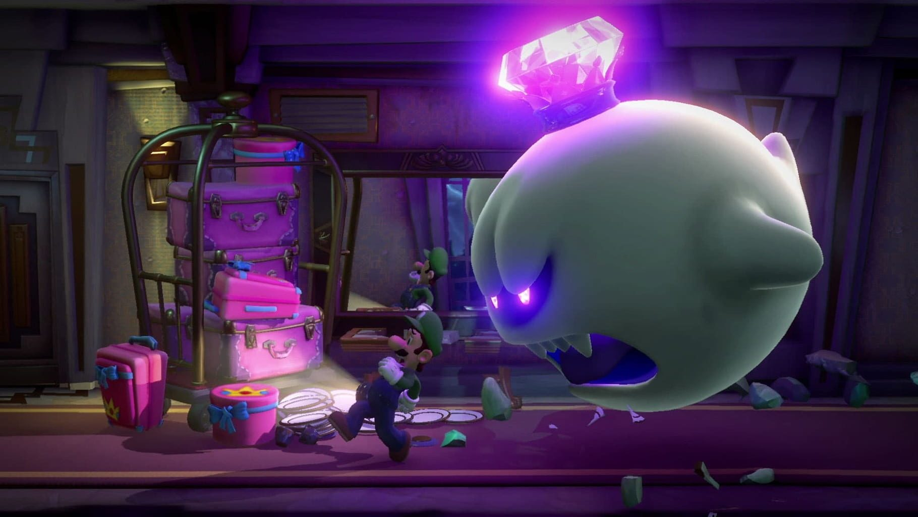 Luigi's Mansion 3 (Nintendo Switch) eShop Key EUROPE