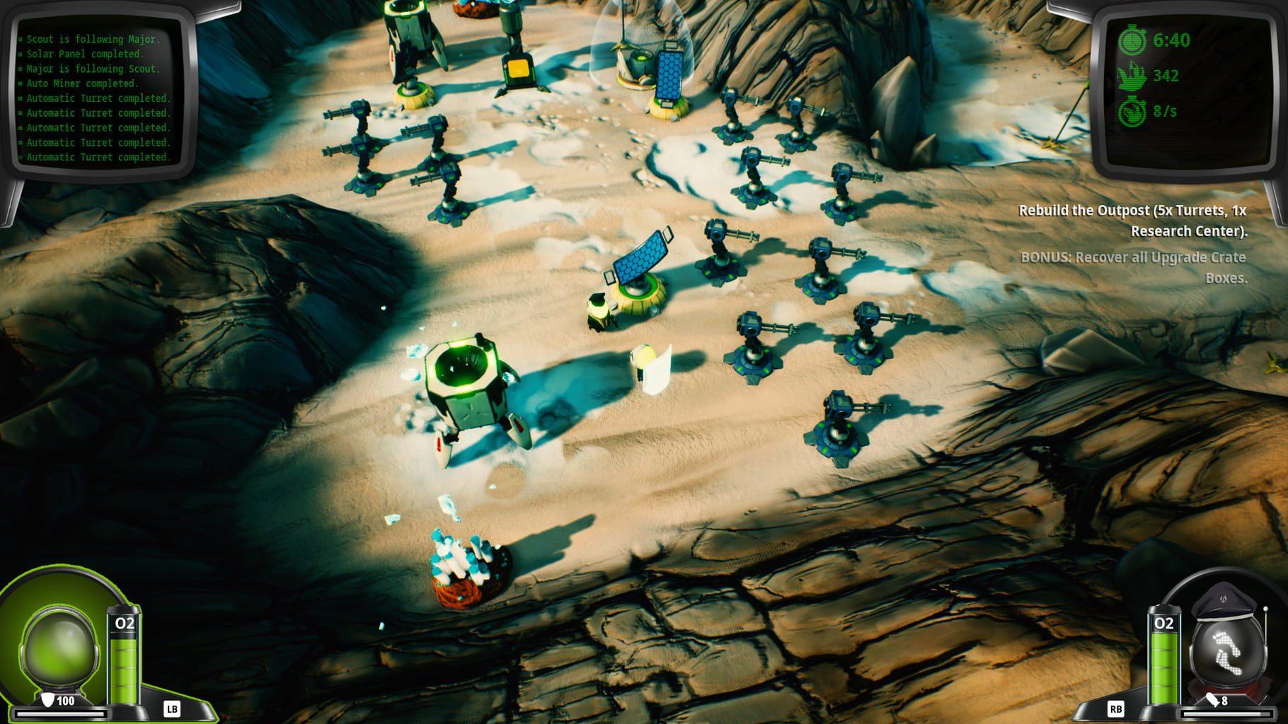 Mars or Die! Steam Key GLOBAL