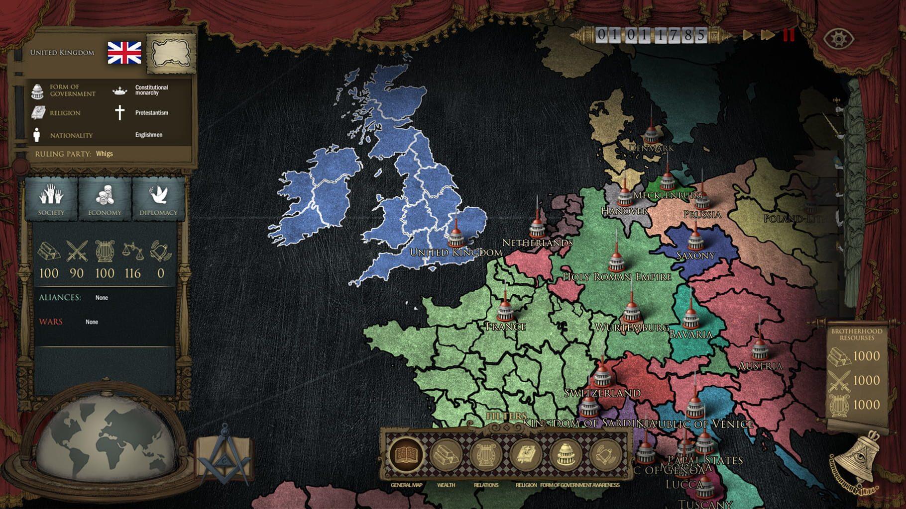 Secret Government Steam Key GLOBAL
