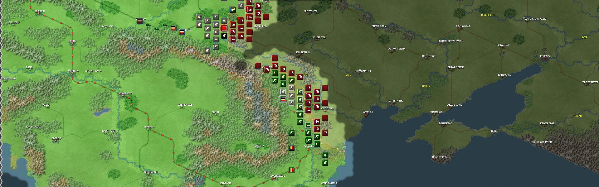 Decisive Campaigns: Barbarossa Steam Key GLOBAL