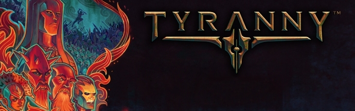 Tyranny (Standard Edition) Steam Key GLOBAL