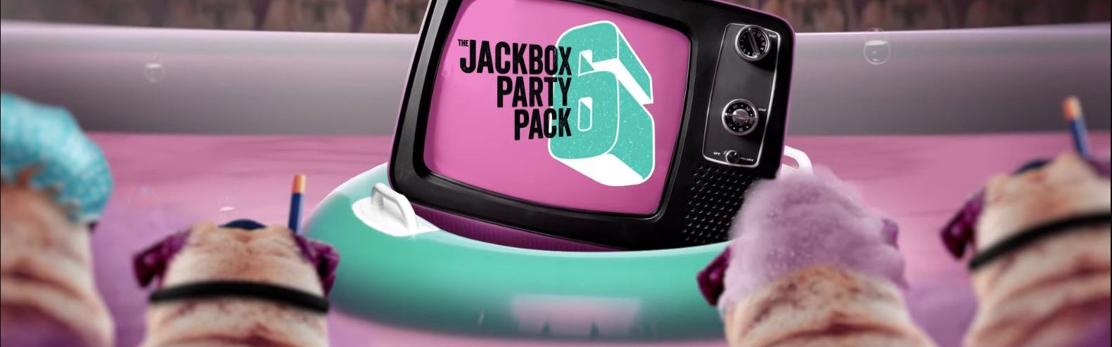 The Jackbox Party Pack 6 Steam Key GLOBAL