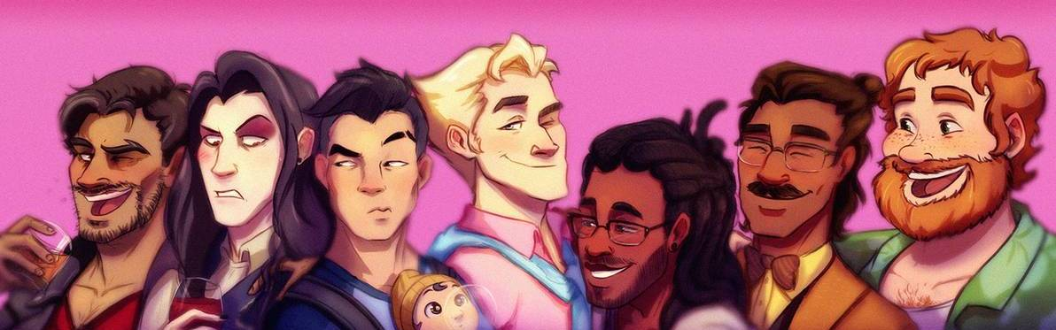 Dream Daddy: A Dad Dating Simulator Steam Key GLOBAL