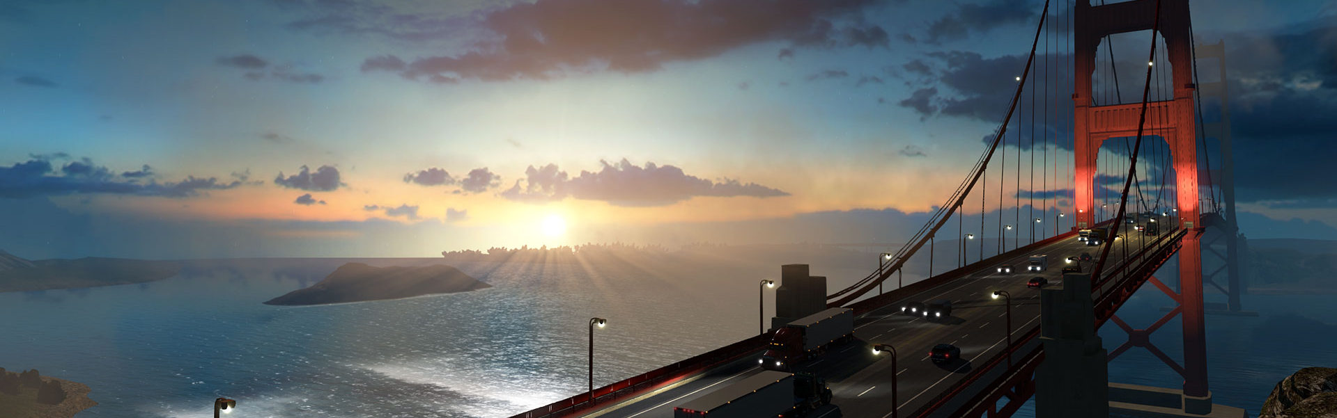 American Truck Simulator - Oregon (DLC) Steam Key GLOBAL