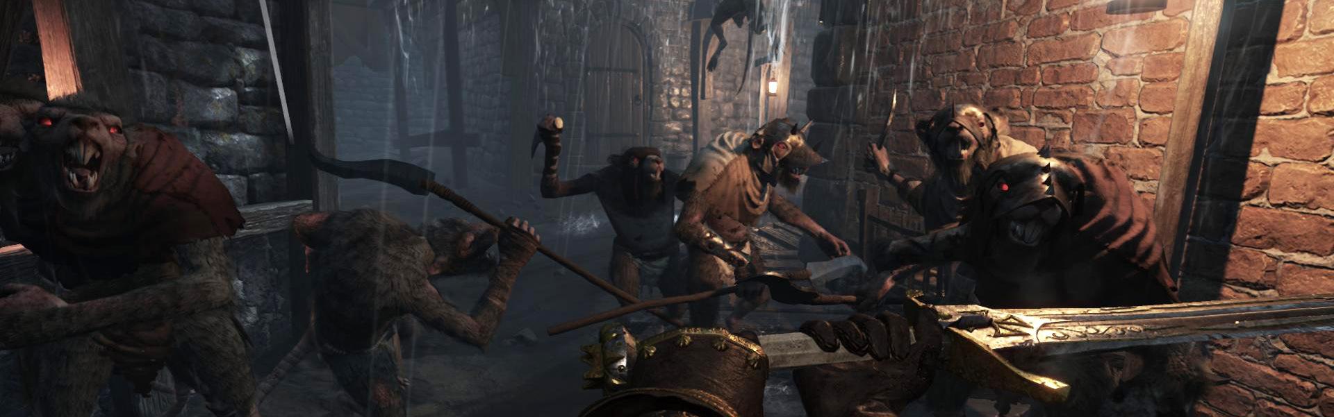 Warhammer: End Times - Vermintide Schluesselschloss (DLC) Steam Key GLOBAL
