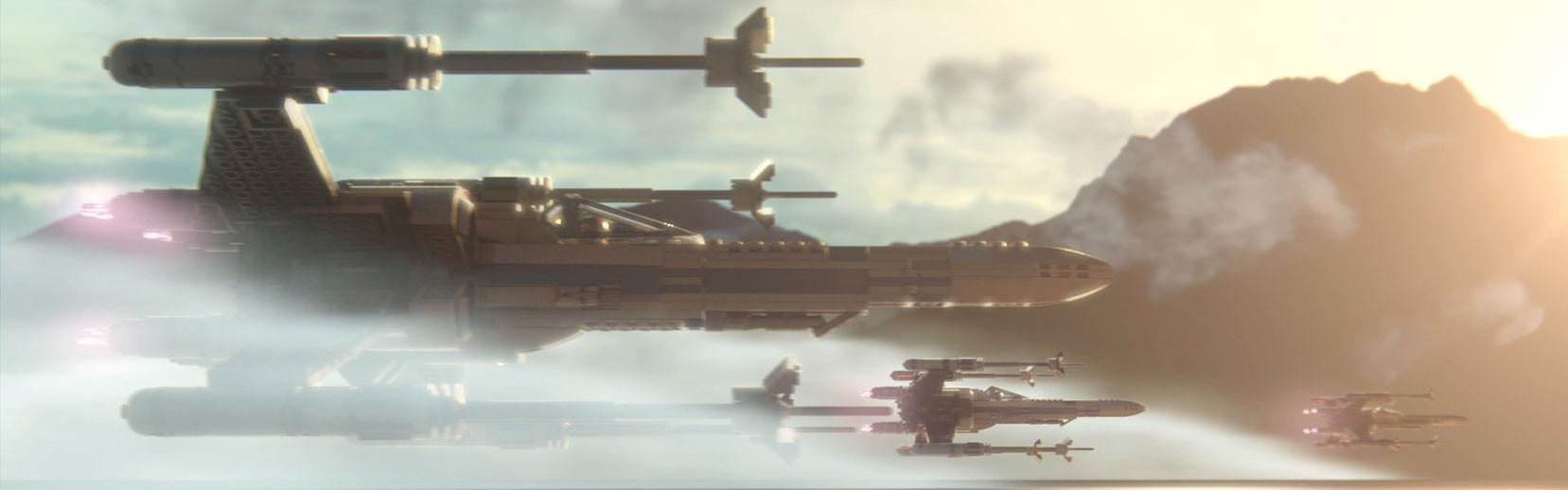 LEGO Star Wars: The Force Awakens - Season Pass (DLC) Steam Key GLOBAL